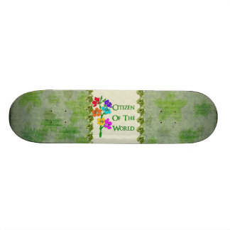 Citizen of the World Skate Board Decks