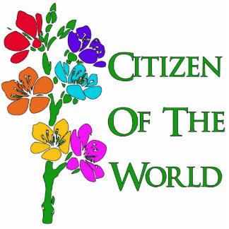 Citizen Of The World Statuette