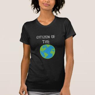 Citizen Of The World T-Shirt. T-Shirt