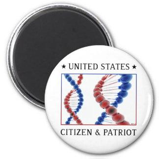 Citizen & Patriot Magnet