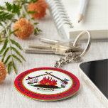 Citizen Potawatomi Nation Keychain
