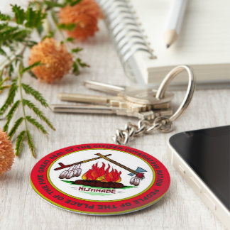 Citizen Potawatomi Nation Keychain