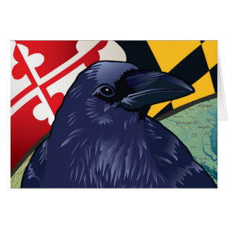 Citizen Raven, Maryland's Nevermore Card