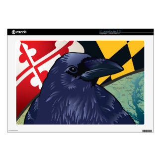 Citizen Raven, Maryland's Nevermore Laptop Skins