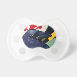 Citizen Raven, Maryland's Nevermore Pacifier