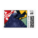 Citizen Raven, Maryland's Nevermore Postage