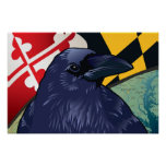 Citizen Raven, Maryland's Nevermore Poster