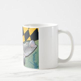 Citizen Rockfish of Maryland Coffee Mug