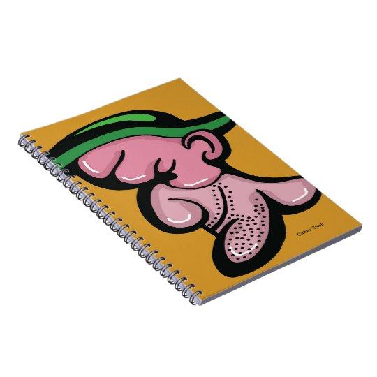 Citizen Small Notebook