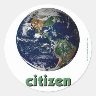 Citizen Stickers