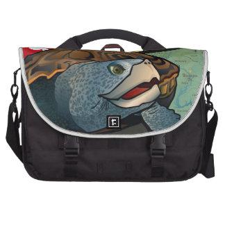 Citizen Terrapin, Maryland's Turtle Laptop Bag