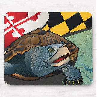 Citizen Terrapin, Maryland's Turtle Mouse Pads