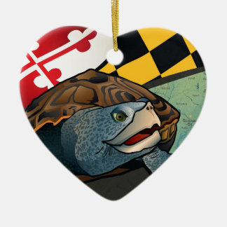 Citizen Terrapin, Maryland's Turtle Christmas Tree Ornaments