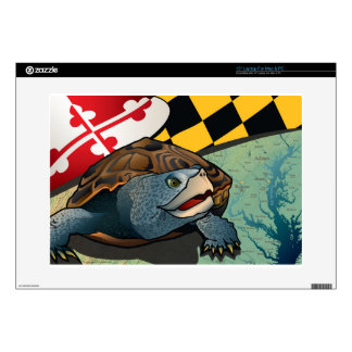 """Citizen Terrapin, Maryland's Turtle Skins For 15"""" Laptops"""