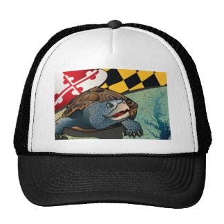 Citizen Terrapin, Maryland's Turtle Trucker Hat