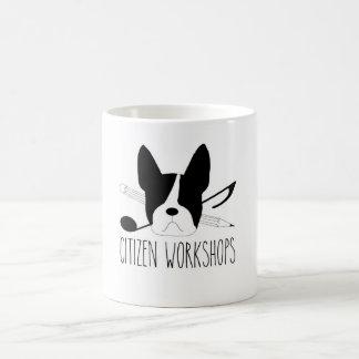 Citizen Workshops Mug! Classic White Coffee Mug