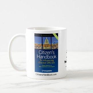 Citizen's Handbook mug mug