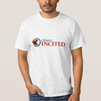 Citizens Incited t-shirt