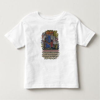 Citizens of Edessa Pay homage to Baldwin II Toddler T-shirt