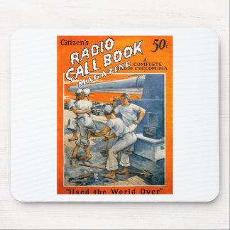 Citizens Radio Callbook 1 Mouse Pad