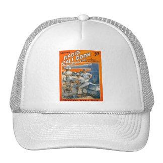 Citizens Radio Callbook 1 Trucker Hat