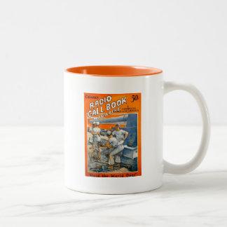 Citizens Radio Callbook 1 Two-Tone Coffee Mug