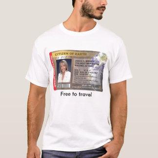 Citizenship ID T-Shirt