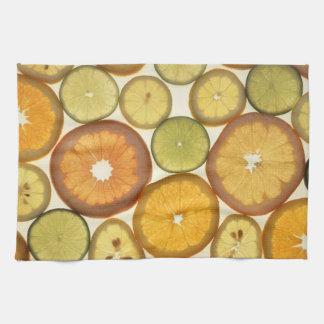 Citric Slices Kitchen Towel