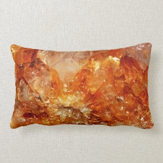 Citrine Lumbar Pillow