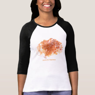 Citrine T-shirt for Happiness by IreneDesign2011