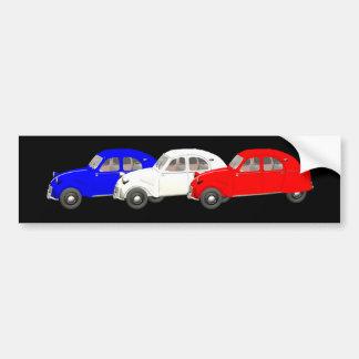 Citroën 2 CV Car Bumper Sticker