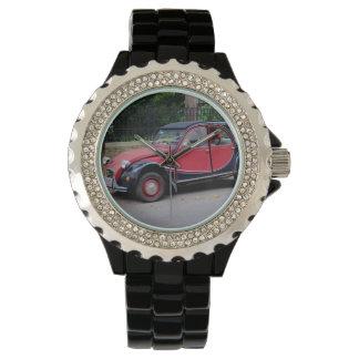 Citroen 2 CV Charleston Wristwatches