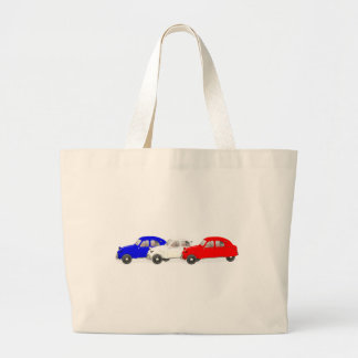 Citroën 2 CV Large Tote Bag