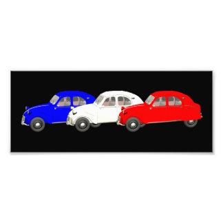 Citroën 2 CV Photo Art