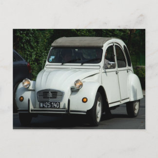 Citroën 2 CV Postcard