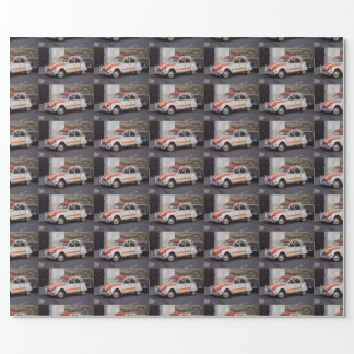 Citroën 2 CV  Spot Wrapping Paper
