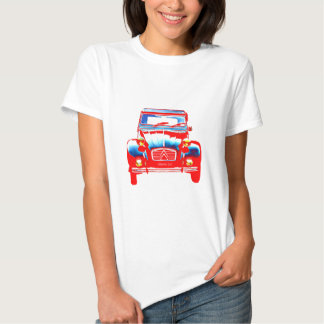 Citroen 2CV 2 Shirt
