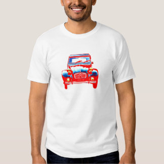 Citroen 2CV 2 T-shirt