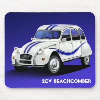 Citroen 2CV Beachcomber Mouse Mat
