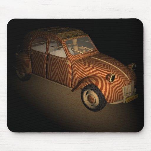 Citroën 2CV Mouse Pads