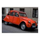 Citroën 2CV Tarjeta De Felicitación