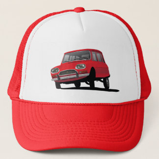 Citroen Ami 8 Break – Trucker hats (red)