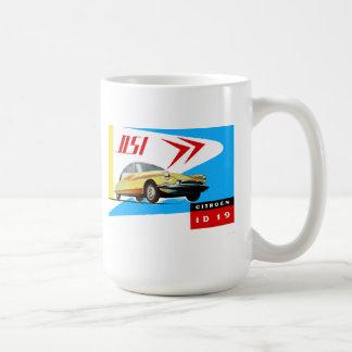 Citroen Ds1 Coffee Mug