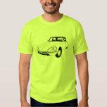 Citroen DS inspiró la camiseta Remeras