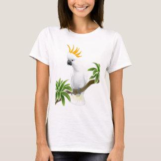 Citron Cockatoo Babydoll T-Shirt