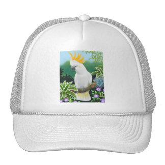 Citron Cockatoo Hat