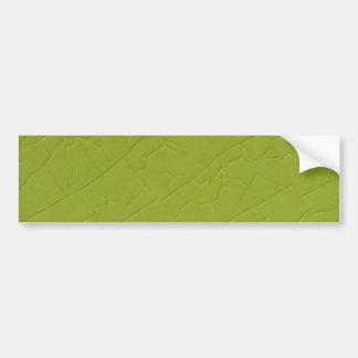 Citron stone cracks bumper sticker