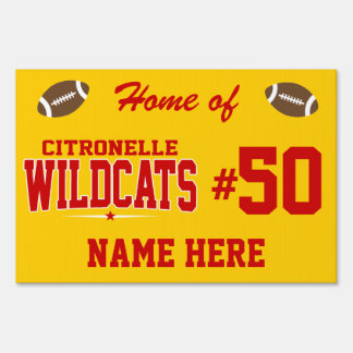 Citronelle High School; Wildcats Sign