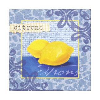 Citrons/Lemons Wall Decor