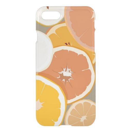 Citrus Art Phone Case - Orange Grapefruit Lemon